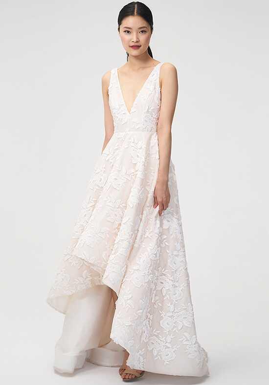 V neck wedding dresses jenny by jenny yoo junglespirit Gallery