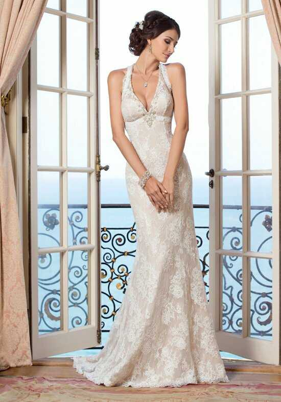 KITTYCHEN Couture JUNE, H1416 Sheath Wedding Dress