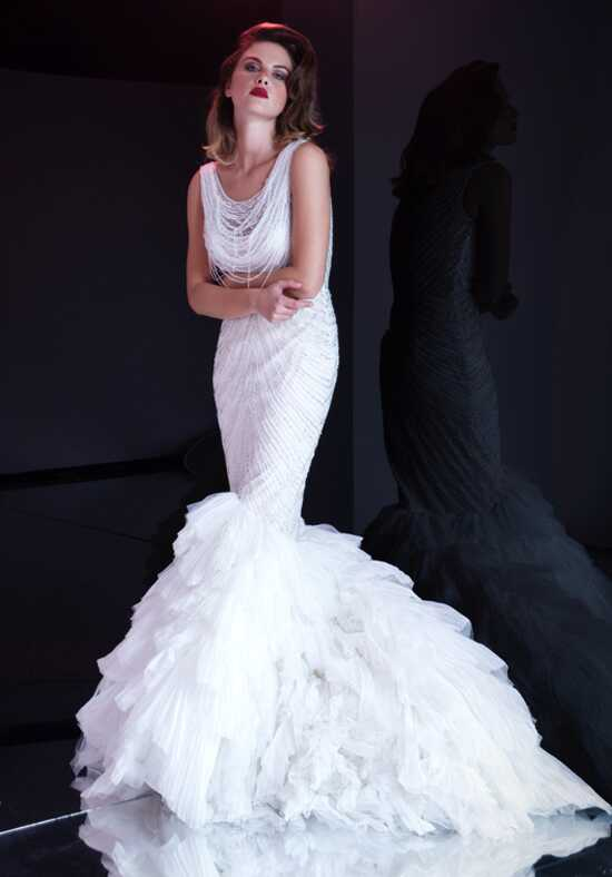 Stephen Yearick KSY159 Mermaid Wedding Dress