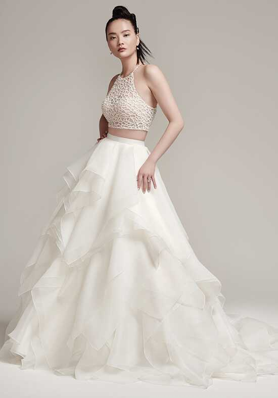 Halter top wedding dresses ejn dress for Wedding dress halter top