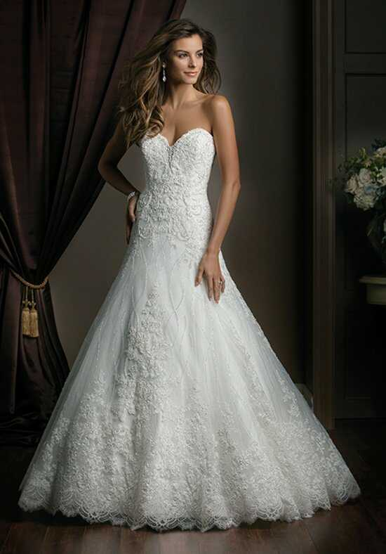 Jasmine Couture T172021 Ball Gown Wedding Dress