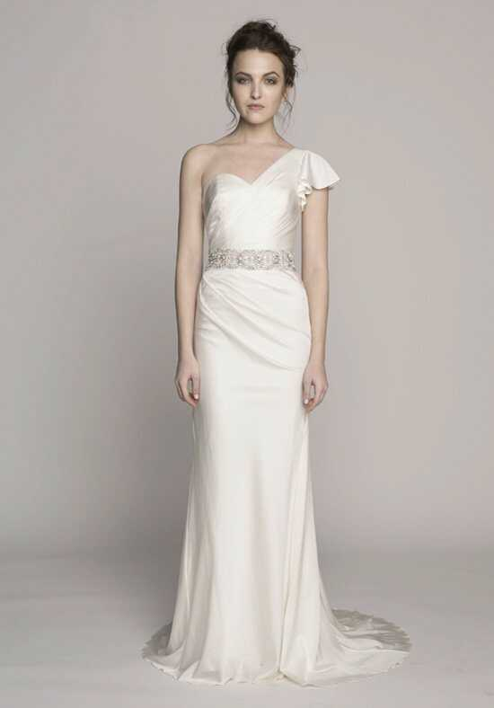 Kelly Faetanini Martine Sheath Wedding Dress