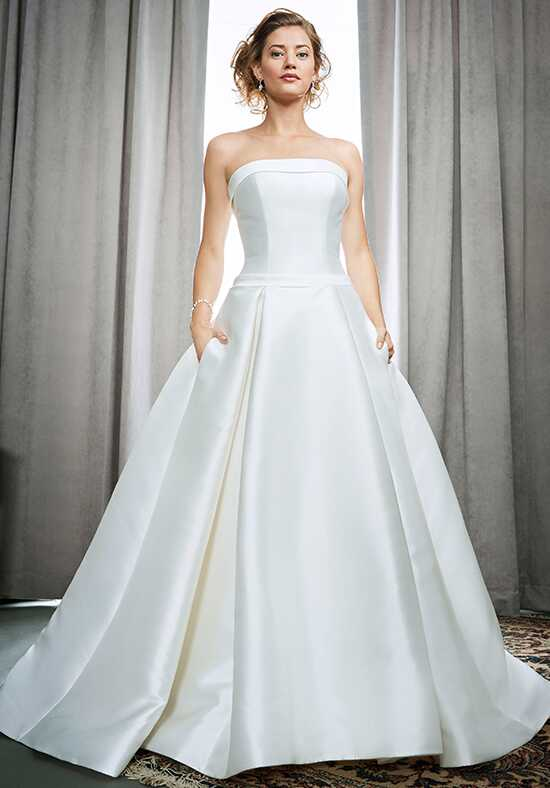 Kenneth Winston 1712 Ball Gown Wedding Dress