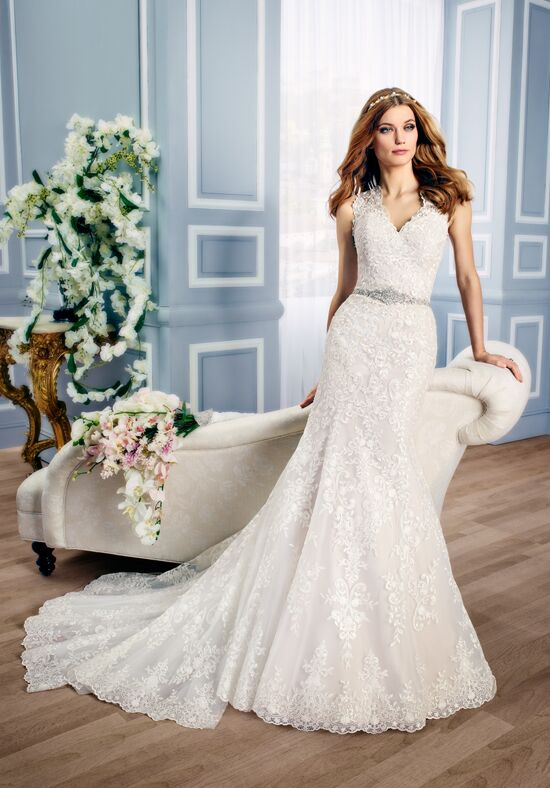Moonlight Couture H1312 Mermaid Wedding Dress