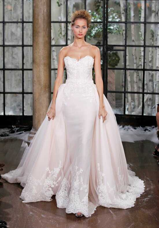Ines Di Santo Barcelona Mermaid Wedding Dress