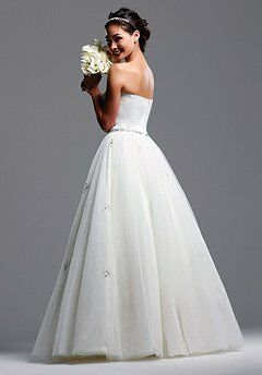 David Tutera by Faviana Sarah Wedding Dress - The Knot