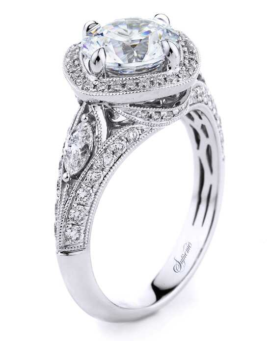 Supreme Jewelry SJ157662 Engagement Ring photo