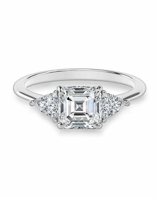 Forevermark Diamonds Emerald Cut Engagement Ring