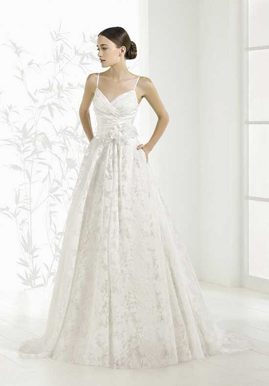 Adriana Alier JEREZ A-Line Wedding Dress