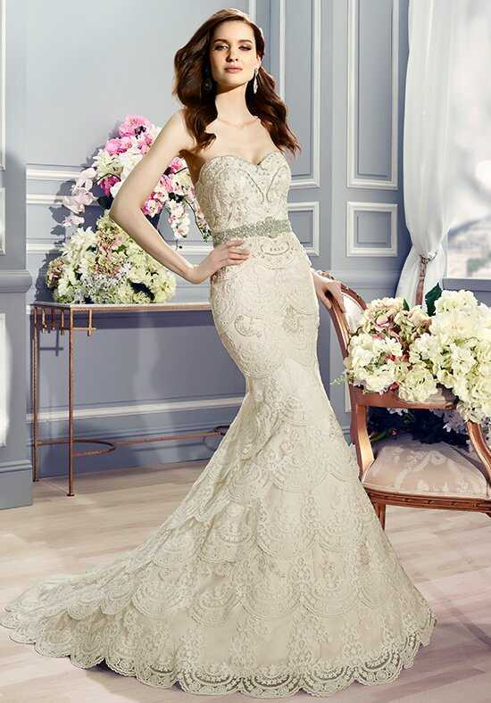 Moonlight Couture H1288 Mermaid Wedding Dress