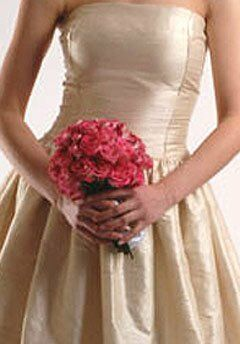 Elizabeth St. John Veronica Ball Gown Wedding Dress