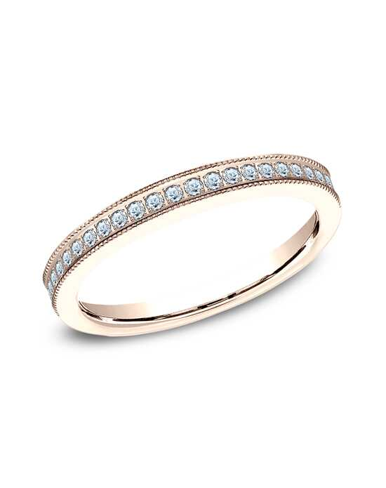Benchmark 5425730R Rose Gold Wedding Ring