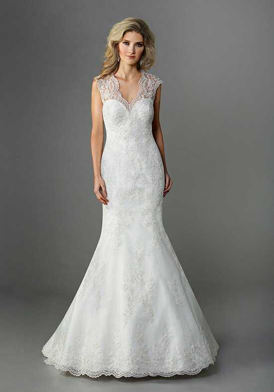 Jasmine Collection F161056 Mermaid Wedding Dress