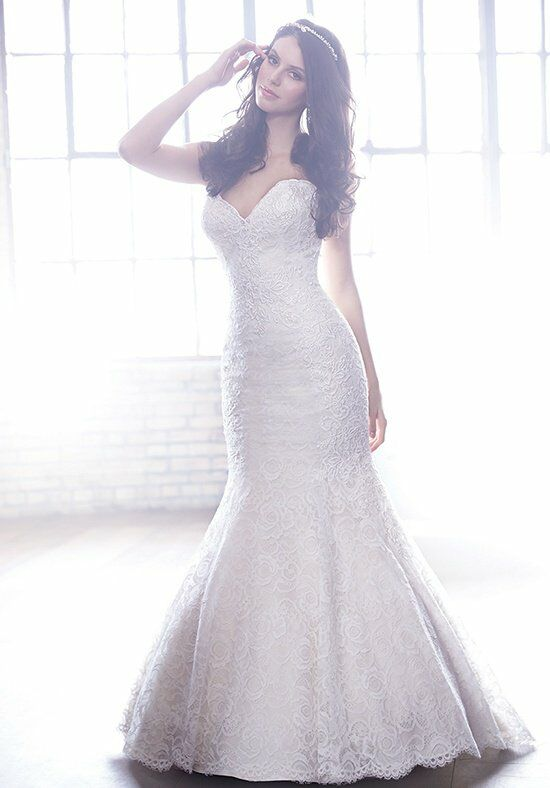 Madison James MJ168 A-Line Wedding Dress