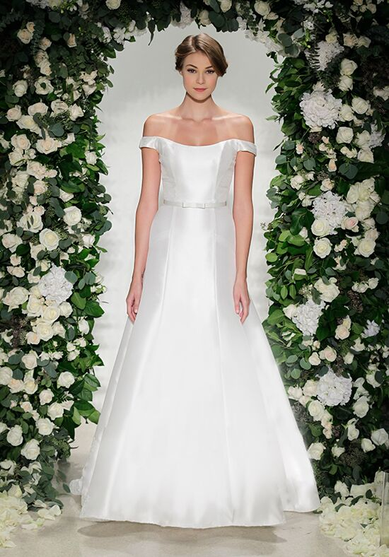 Anne Barge Winterthur Mermaid Wedding Dress
