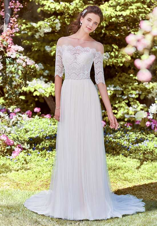 Rebecca Ingram Cathy Sheath Wedding Dress