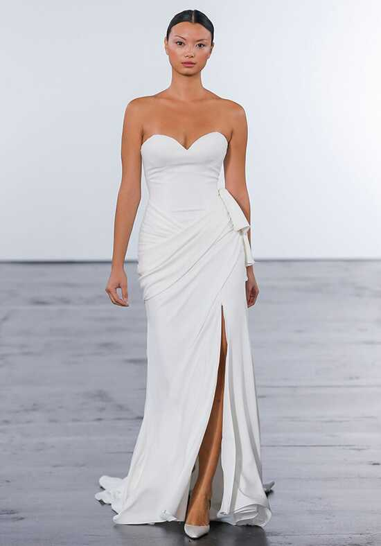 Dennis Basso for Kleinfeld 14131N Sheath Wedding Dress