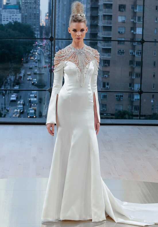 Ines Di Santo Astrid Mermaid Wedding Dress