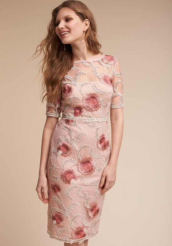 BHLDN (Mother of the Bride) Adrienne Champagne Mother Of The Bride Dress