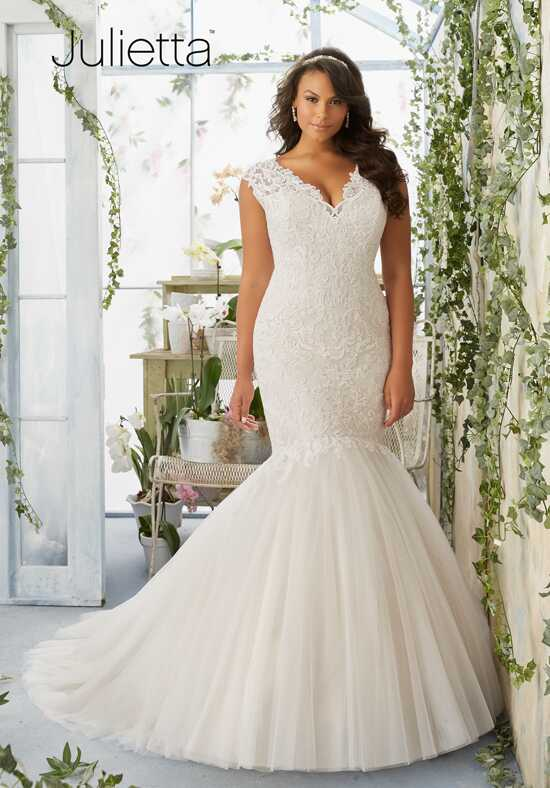 Morilee by Madeline Gardner/Julietta 3192 Mermaid Wedding Dress