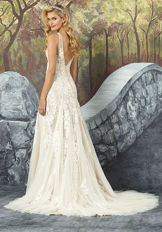 Justin Alexander 8919 Wedding Dress The Knot