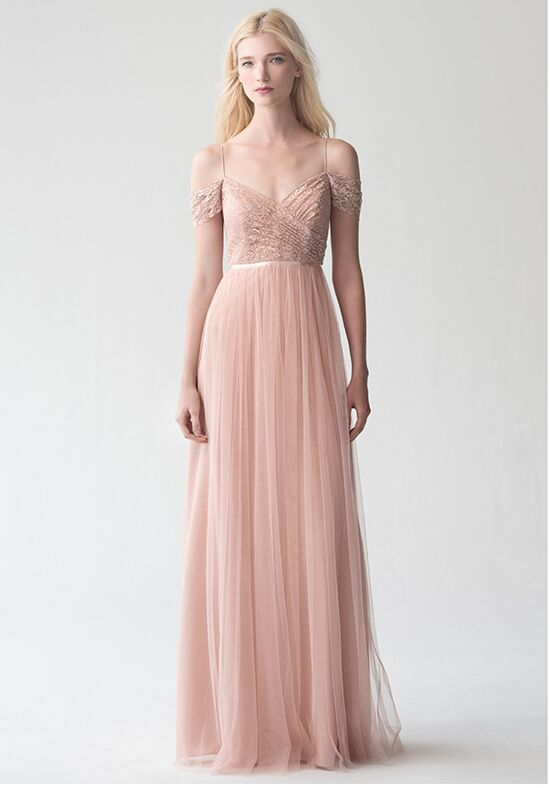 Off the Shoulder Gowns