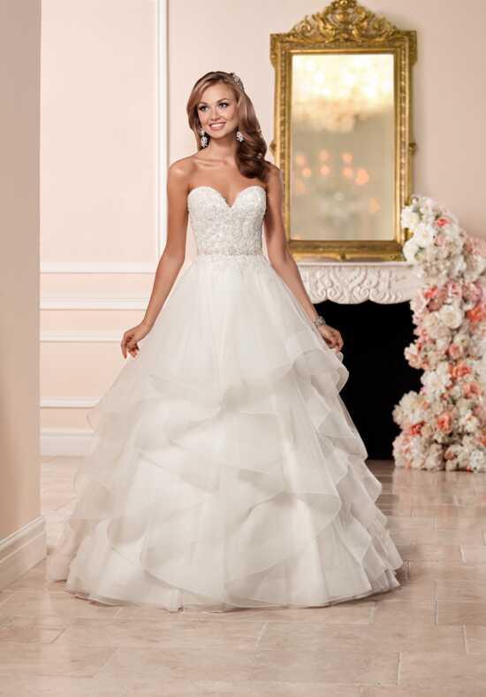 stella york 6330 wedding dress the knot