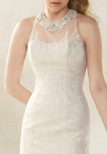 Alfred Angelo Signature Bridal Collection 8515 A-Line Wedding Dress
