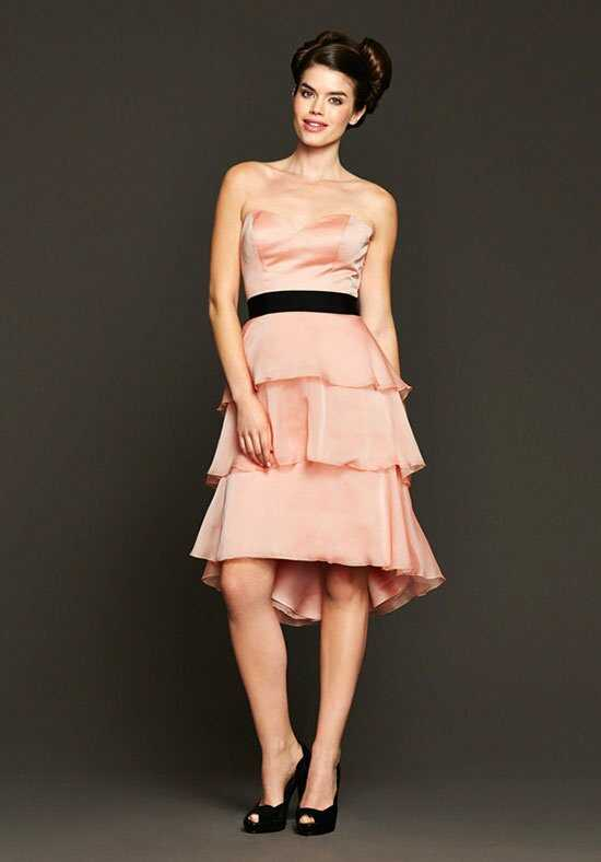 Badgley Mischka BM15-8 Sweetheart Bridesmaid Dress
