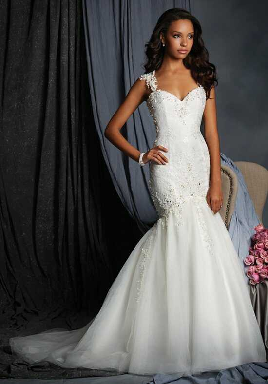 Alfred Angelo Signature Bridal Collection 2523 Mermaid Wedding Dress