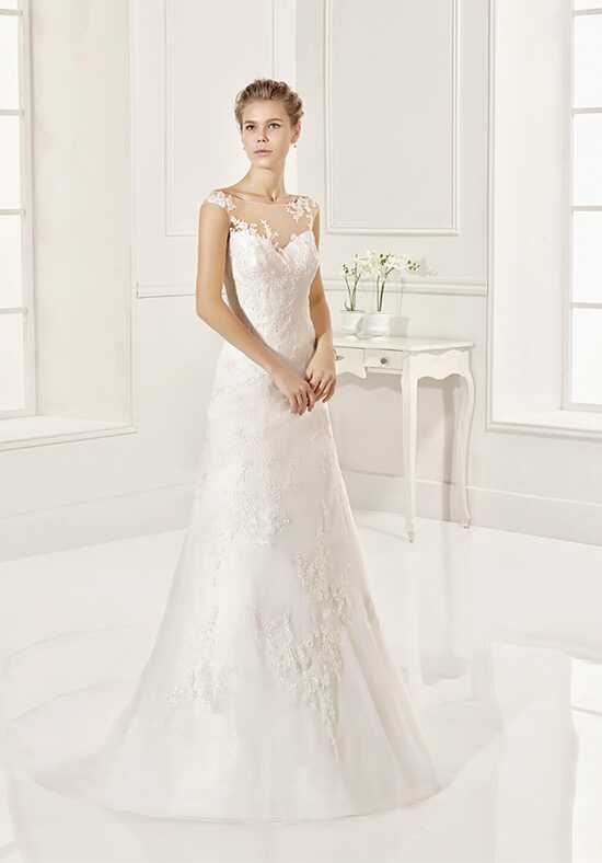 Adriana Alier Zaila A-Line Wedding Dress