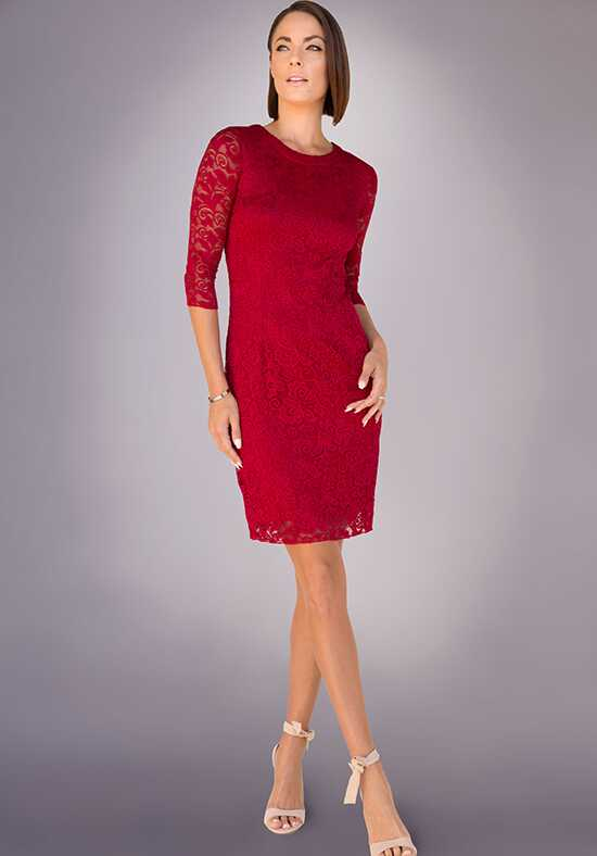 Grayse Wedding Party W1411024 Red Mother Of The Bride Dress
