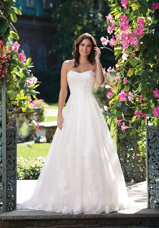 Sincerity Bridal 3930 Ball Gown Wedding Dress