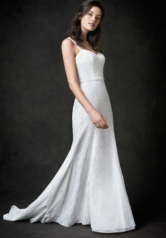 Kenneth Winston: Gallery Collection GA2281 Sheath Wedding Dress