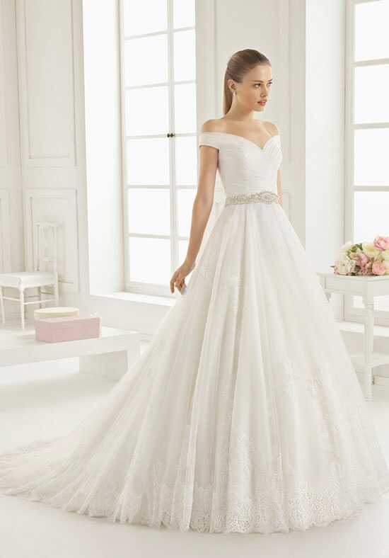 Two by Rosa Clará ELISA A-Line Wedding Dress