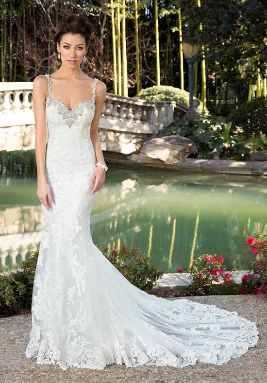 IVOIRE by KITTY CHEN CHELSEA, V1604 Sheath Wedding Dress