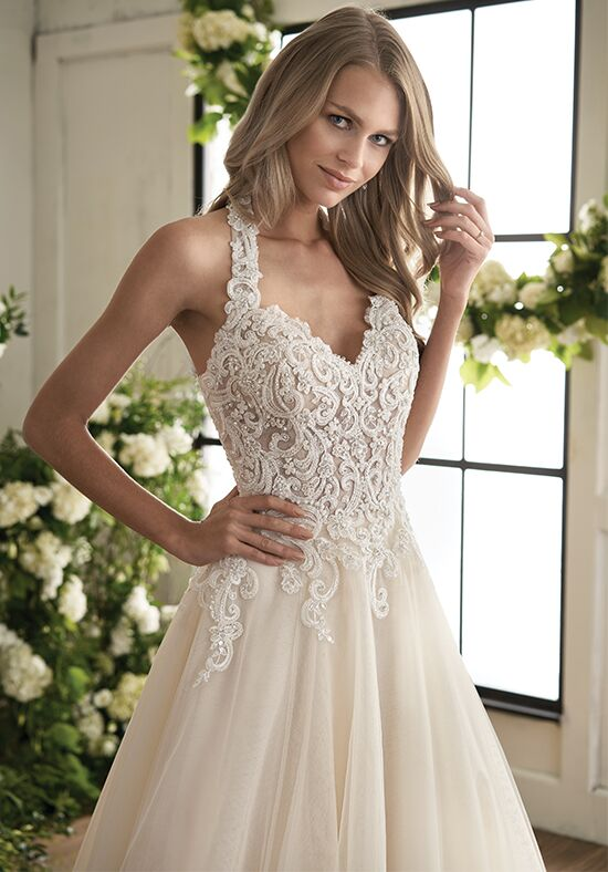 Jasmine Couture T202008 A-Line Wedding Dress