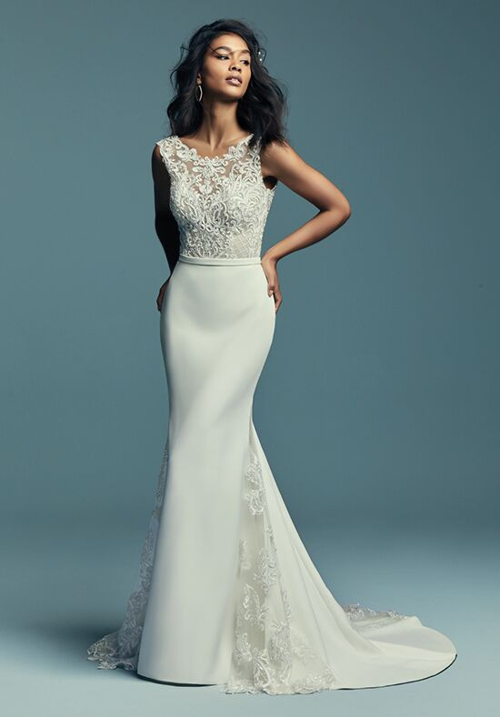 Maggie Sottero Dylan Wedding Dress - The Knot