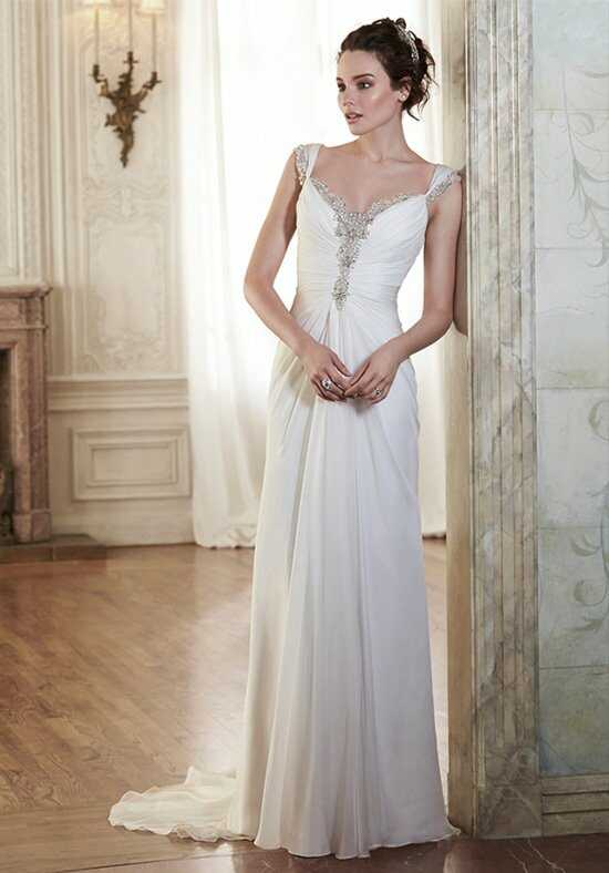 Maggie Sottero Flora Sheath Wedding Dress