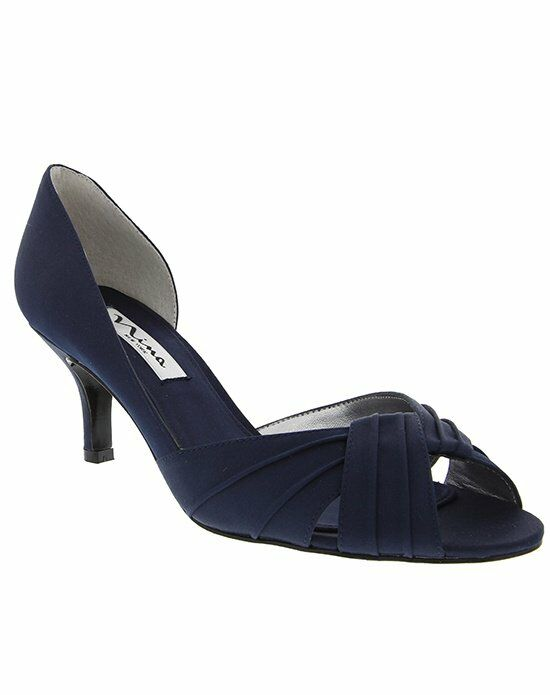 Nina Bridal Wedding Accessories CULVER_NEW NAVY Shoe