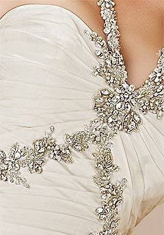 Simone Carvalli 90006 Mermaid Wedding Dress