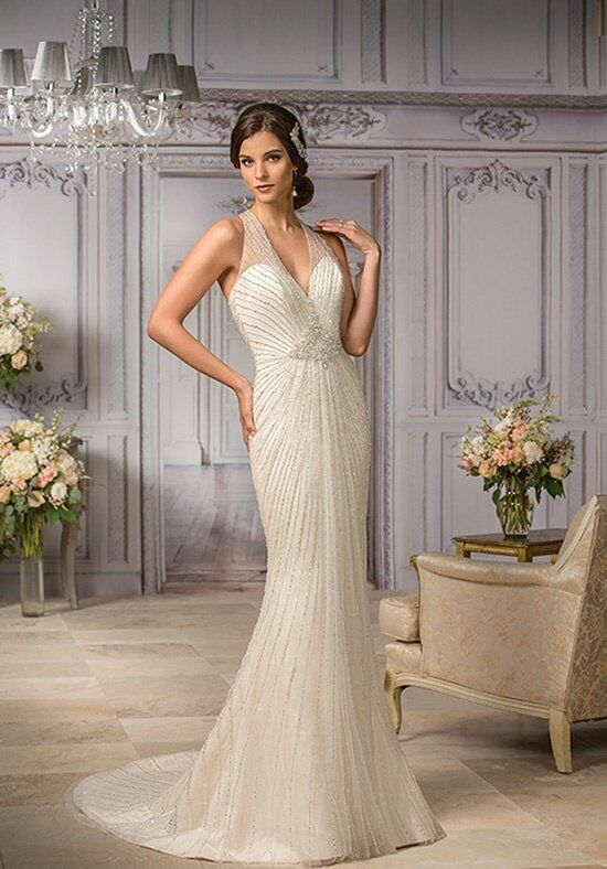 Jasmine Couture T182014 Mermaid Wedding Dress