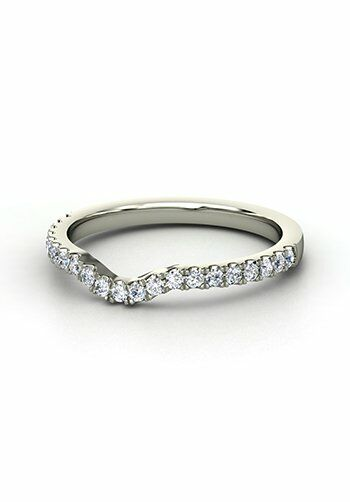 Gemvara - Customized Engagement Rings Emerald-Cut Carrie ...