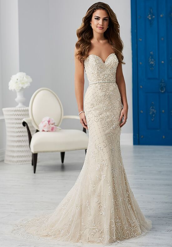 Christina Wu 15671 Mermaid Wedding Dress