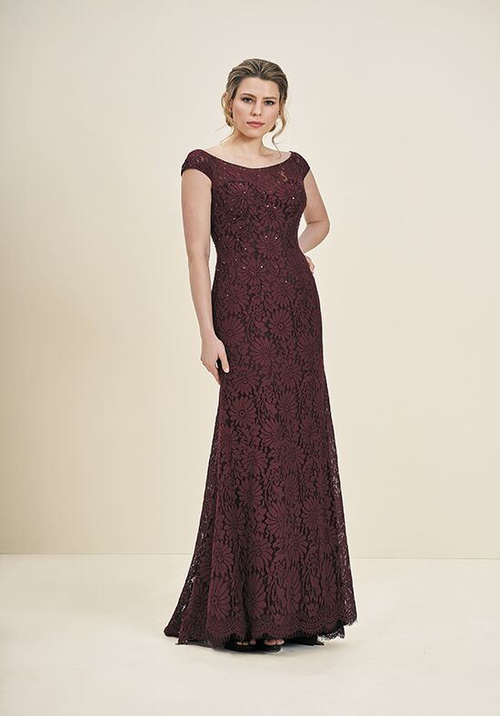Jade J195068 Red Mother Of The Bride Dress