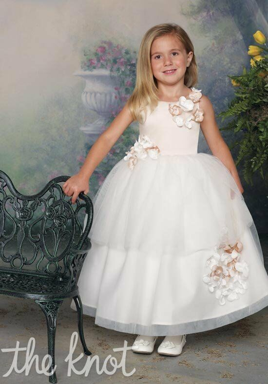 Joan Calabrese by Mon Cheri 112301 Flower Girl Dress