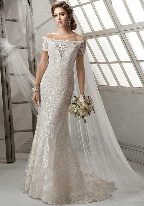 Sottero and Midgley Dakota Sheath Wedding Dress