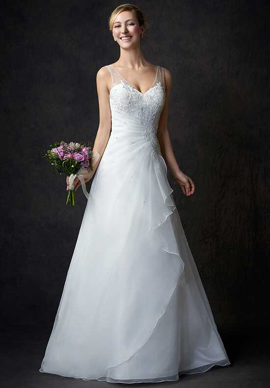 Kenneth Winston: Gallery Collection GA2297 A-Line Wedding Dress
