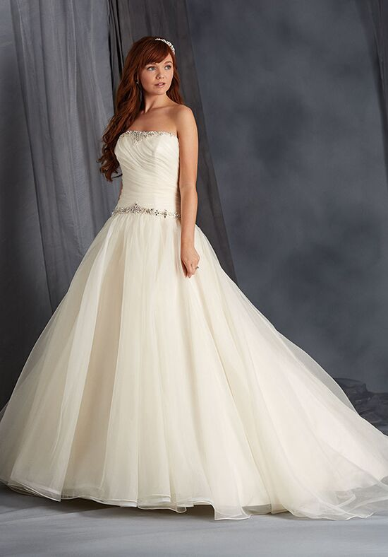 Alfred Angelo Signature Bridal Collection 2570 Ball Gown Wedding Dress
