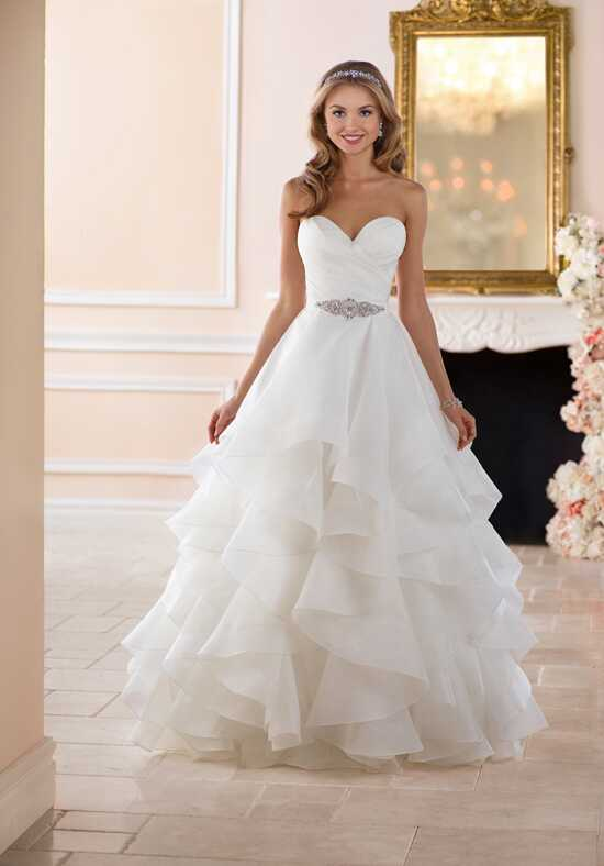 Stella York 6394 Ball Gown Wedding Dress